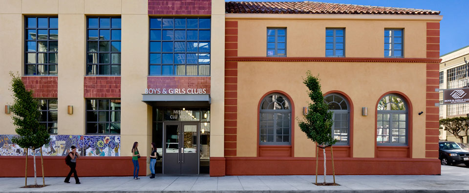 Boys & Girls Club Mission District Clubhouse